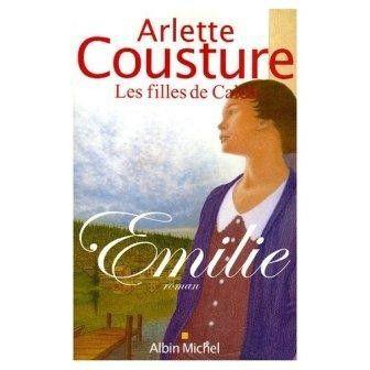 Les filles de Caleb - Tome 1-2-3 - Arlette Cousture